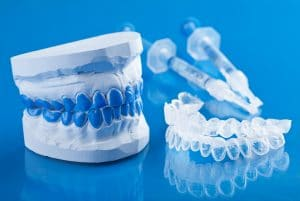 at-home teeth whitening